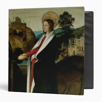 The Visitation, c.1500 3 Ring Binder