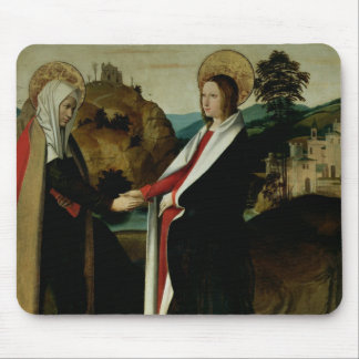 The Visitation, c.1500 Mouse Pad