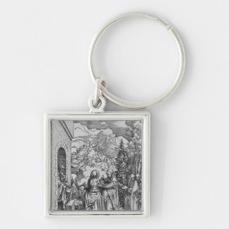 The Visitation Keychain