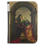 The Visitation of St. Elizabeth to the Virgin Mary Kindle Case