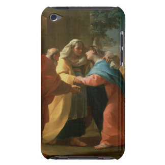 The Visitation (oil on canvas) Case-Mate iPod Touch Case