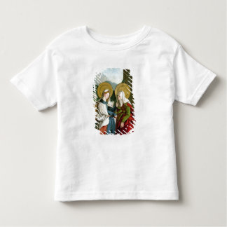 The Visitation (oil on panel) Toddler T-shirt