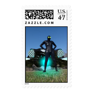 The Visitor 2 Postage