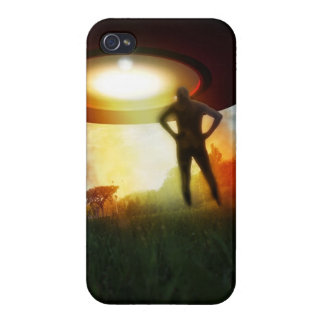 The Visitor Case For iPhone 4