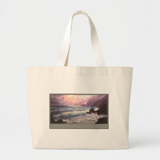 The Visitor Large Tote Bag