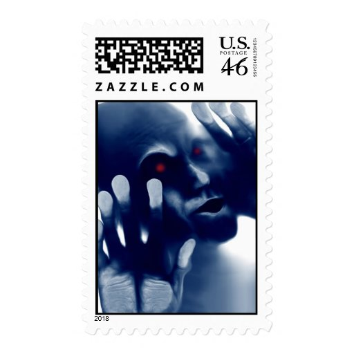 The Visitor Postage Stamps