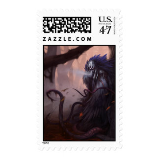 The Visitor Postage