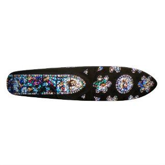 The Vitral Skate Board Deck