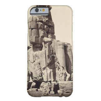 The 'Vocal Memnon', Colossal Statue of Amenhotep I Barely There iPhone 6 Case