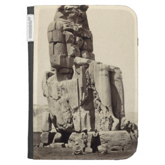 The 'Vocal Memnon', Colossal Statue of Amenhotep I Kindle 3G Cover
