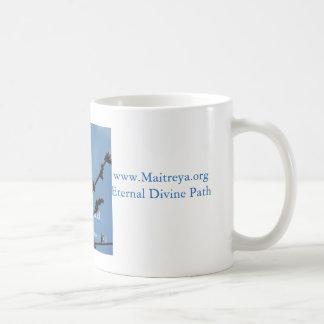 The Voice of God Coffee Mug