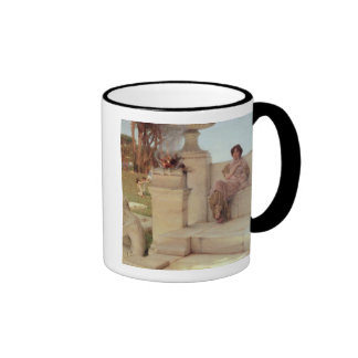 The Voice of Spring, 1908 (oil on panel) Mug