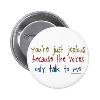 The Voices 2 Inch Round Button