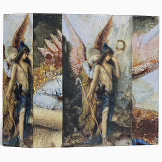 The Voices by Gustave Moreau Binders