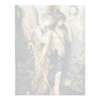 The Voices by Gustave Moreau Letterhead