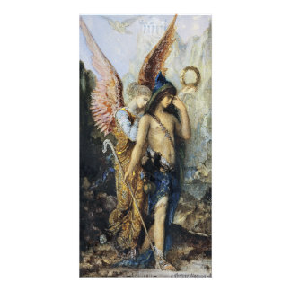 The Voices by Gustave Moreau Photo Greeting Card