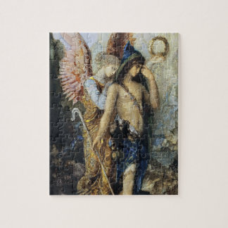 The Voices by Gustave Moreau Jigsaw Puzzle
