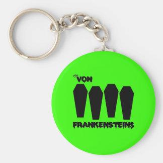 The Von Frankensteins - Keychain