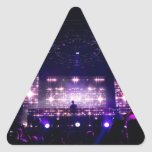 The Voodoo Experience-1 Triangle Sticker