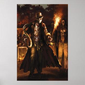 The Voodoo Man Poster