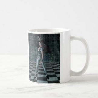 The Vortex Mirror Coffee Mug