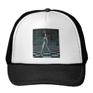 The Vortex Mirror Trucker Hat