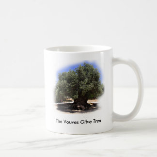The Vouves Olive Tree, Coffee Mug