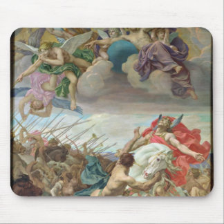 The Vow of Clovis Mouse Pad