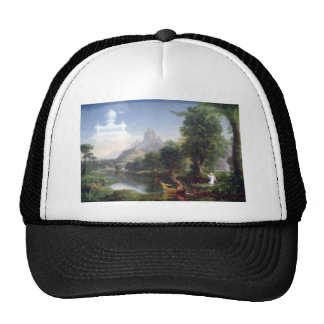 The Voyage of Life - by Thomas Cole Trucker Hat