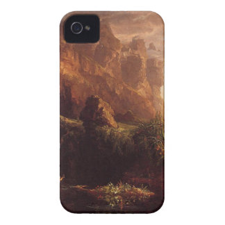 The Voyage of Life: Childhood by Thomas Cole iPhone 4 Cover