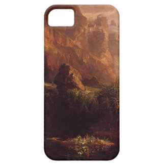 The Voyage of Life: Childhood by Thomas Cole iPhone SE/5/5s Case