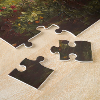 The Voyage of Life: Childhood - Thomas Cole Jigsaw Puzzle