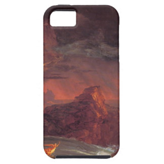 The Voyage of Life: Manhood by Thomas Cole iPhone SE/5/5s Case
