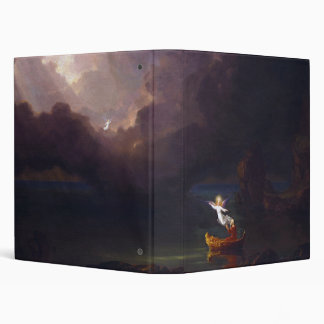 The Voyage of Life Old Age by Thomas Cole Binder