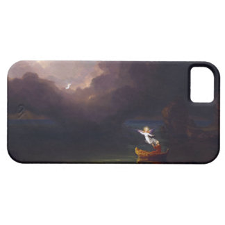 The Voyage of Life Old Age by Thomas Cole iPhone 5 Cases