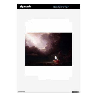 The Voyage of Life: Old Age by Thomas Cole Decal For The iPad 2