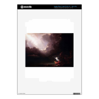 The Voyage of Life: Old Age by Thomas Cole iPad 3 Skin