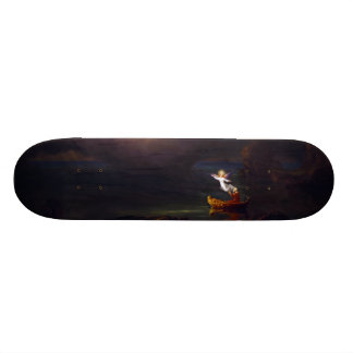 The Voyage of Life Old Age by Thomas Cole Custom Skate Board