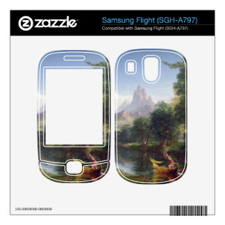 The Voyage of Life - Youth by Thomas Cole Samsung Flight Skins