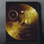 "The Voyager Golden Record Plaque<br><div class=""desc"">NASA&#39;s The Voyager Golden Record</div>"
