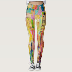 The Vulnerability Path Leggings