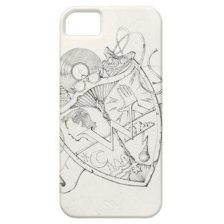 The W Crest: Pencil Art - iPhone5 Case