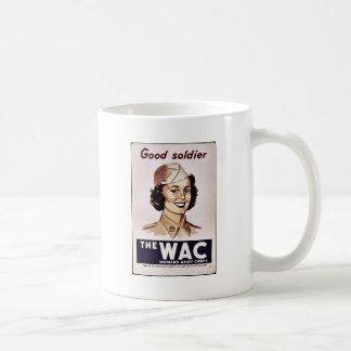The Wac Womens Army Corps Coffee Mugs