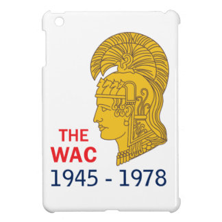 The WAC Years iPad Mini Covers