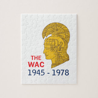The WAC Years Jigsaw Puzzle