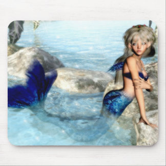 The Wading Pool Mousepad