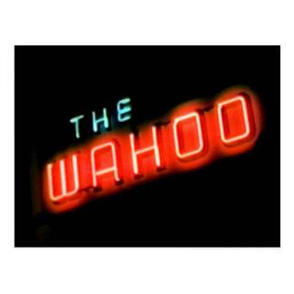 The Wahoo Vintage 1950's San Francisco Nightclub Postcard