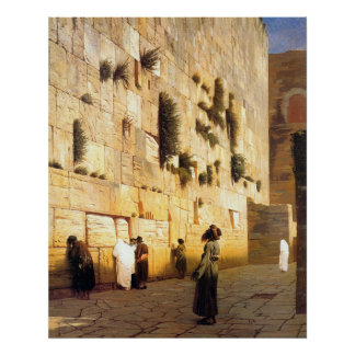 The Wailing Wall Posters