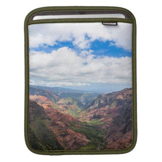 The Waimea Canyon Sleeve For iPads