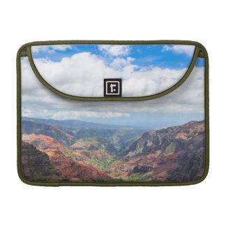 The Waimea Canyon Sleeve For MacBooks